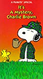 Its a Mystery, Charlie Brown [VHS]