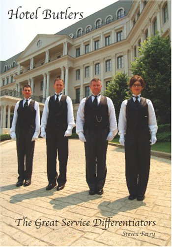Hotel Butlers: The Great Service Differentiators