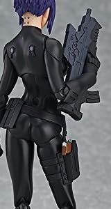 figma 攻殻機動隊 新劇場版 草薙素子 新劇場版ver. ノンスケール ABS&PVC製 塗装済み可動フィギュア