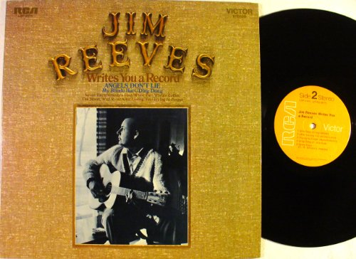 Jim Reeves - Writes You A Record--CD-1970-UNiCORN INT Download