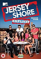 Jersey Shore - Season 4 [DVD]