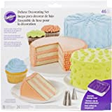 Wilton 2104-1368 46-Piece Deluxe Cake Decorating Set