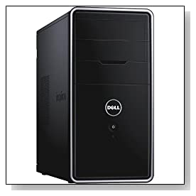 Dell Inspiron 3000 i3847-5077BK Desktop Review