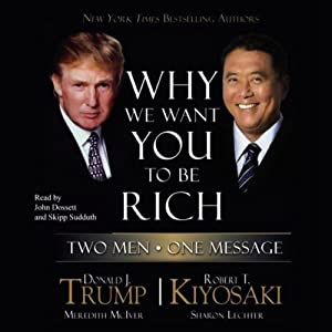 Why We Want You to Be Rich Audiobook