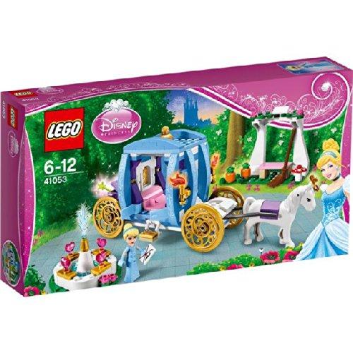LEGO Disney Princess Cinderella 41053 5 +