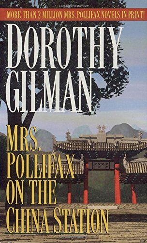 Mrs Pollifax on the China Station