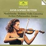 Mendelssohn / Brahms: Violin Concertos