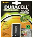 Duracell Replacement Digital Camera Battery for Casio NP-90 Battery