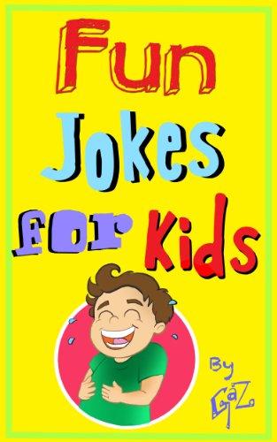 Gaz - Fun Jokes for Kids (Kids Jokes by Gaz Book 1) (English Edition)