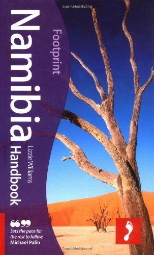 Namibia Handbook, 5Th: Tread Your Own Path (Footprint Namibia Handbook) front-76108