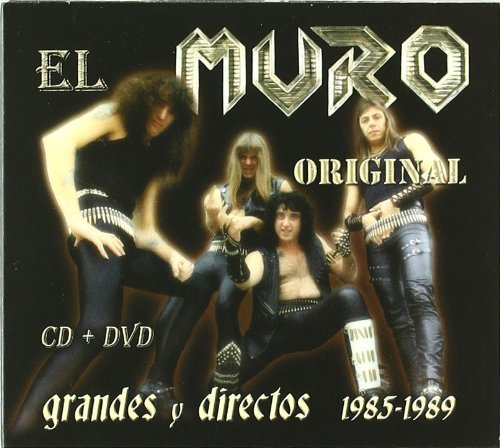 Grandes Y Directos [CD+Dvd] by Muro (2007-11-13)