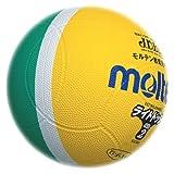 molten(モルテン) ライトドッジボール 軽量2号球 ML黄+緑 SLD2ML