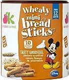 Annabel Karmel Disney Wheaty Mini Breadsticks 12mth+ (10 per pack - 50g)