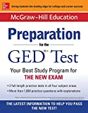 img - for McGraw-Hill Education Preparation for the GED  Test (Mcgraw Hill Education Preparation for the Ged Test) book / textbook / text book
