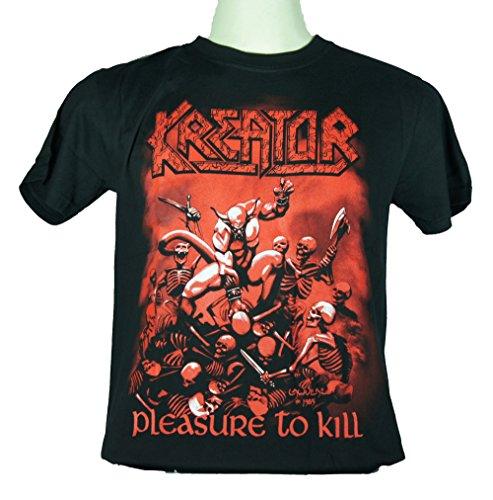 Kreator (piacere to Kill) Medium Size M Nuovo. Maglietta 445