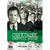 "Law and Order: Criminal Intent - Series 2 [UK Import]von ""Law and Order:..."""