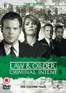 Law and Order: Criminal Intent - Series 2 [UK Import]