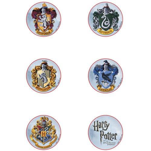 Harry Potter 'Half Blood Prince' Crest Pin Set of 6