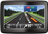 TomTom Via 125 Europe Traffic Navigationssystem (13 cm (5 Zoll) Touchscreen, TMC, Bluetooth, Sprachsteuerung, Parkassistent, IQ Routes, Europa 45) Picture