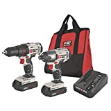 PORTER-CABLE PCCK604L2 20V Max Lithium Ion 2-Tool Combo Kit