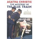 Agatha Christie The Mystery Of The Blue Train - Poirot (BCA Facsimile Edition)