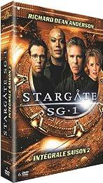 Stargate Sg-1 - Saison 2 - Intégrale - Pack Spécial