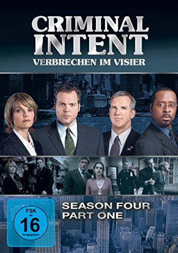 Criminal Intent - Verbrechen im Visier, Season Four, Part One [3 DVDs] hier kaufen