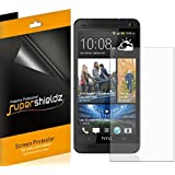 [6-Pack] SUPERSHIELDZ- Anti-Glare & Anti-Fingerprint (Matte) Screen Protector For HTC One (M7) + Lifetime Replacements Warranty [6-PACK] - Retail Packaging