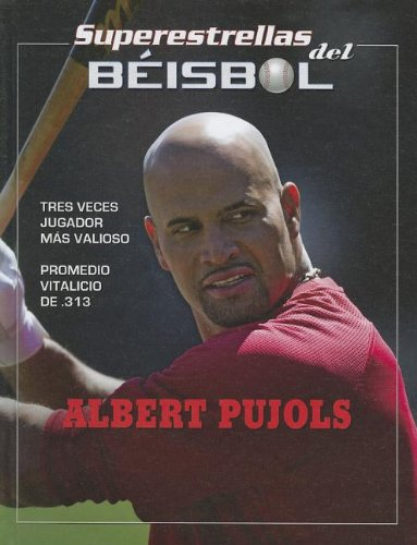 Sporting Goods Stores Albert Pujols (Superestrellas del B isbol) (Spanish Edition)