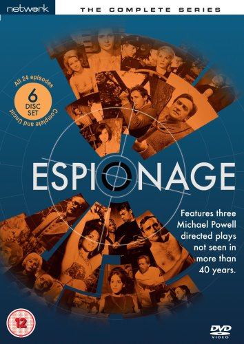 Espionage: The Complete Series [DVD]