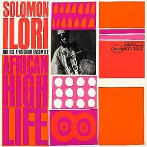 african high life LP