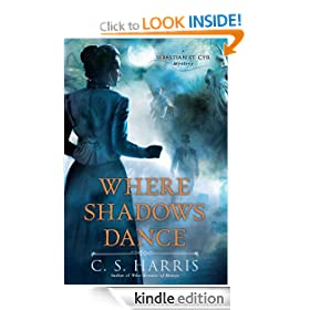 Where Shadows Dance: A Sebastian St. Cyr Mystery