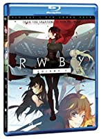 RWBY: Volume 3 [Blu-ray] from Cinedigm
