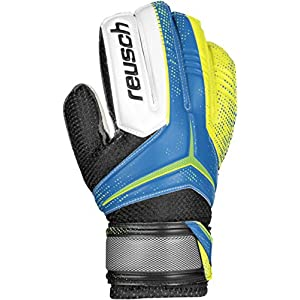 Reusch Soccer Receptor Junior Goalkeeper Glove, 7, Pair