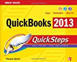 QuickBooks 2013 QuickSteps Paper book ISBN:0071804757
