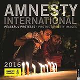 Universe Publishing Amnesty International 2016 Wall Calendar