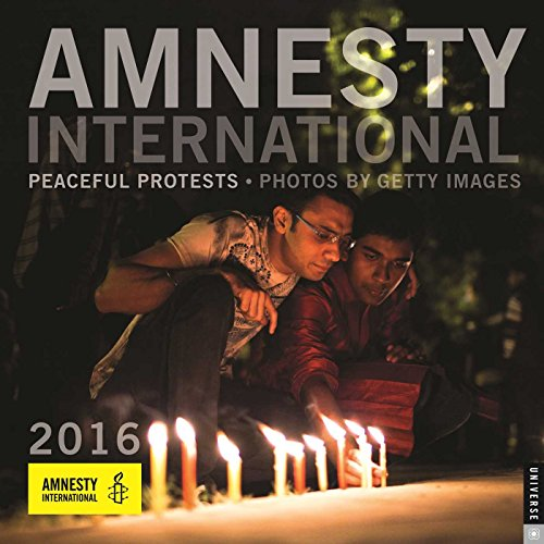 Amnesty International 2016 Wall Calendar PDF