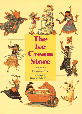 The Ice Cream Store, DENNIS LEE
