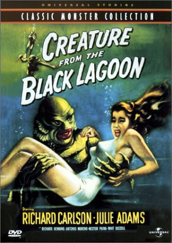 Cover of &quot;Creature From the Black Lagoon ...