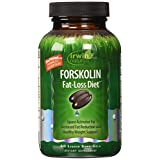 Irwin Naturals Forskolin Fat Loss Diet Supplement, 60 Count