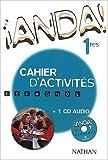 echange, troc Badet Jacques - Anda 1e fichier eleve + CD audio