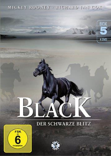 Black - Der schwarze Blitz DVD 5