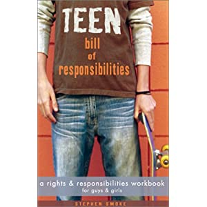 Teen Bill of Responsibilities