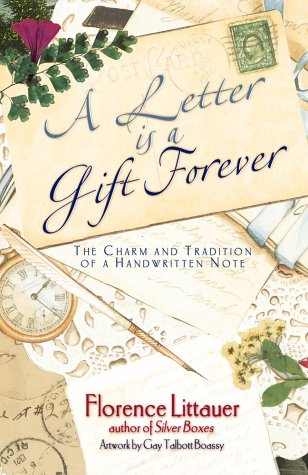 A Letter is a Gift Forever: The Charm and Tradition of a Handwritten Note