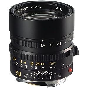 Leica 50mm f/1.4 Summilux-M Aspherical Manual Focus Lens