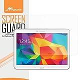 "rooCASE Samsung GALAXY Tab 4 10.1 SM-T530 Screen Protector - Ultra HD Plus Premium High Definition Film for 10.1-Inch 10.1"" Tablet [Anti-Fingerprint / Self-Healing / Bubble Free / Lifetime Warranty]"