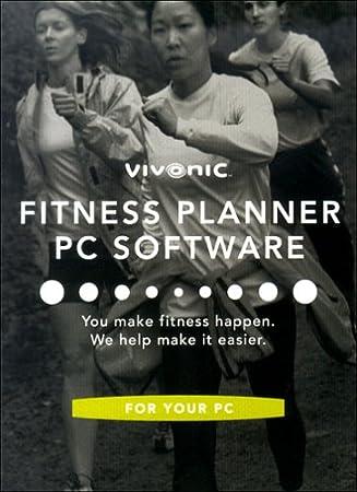 Vivonic Fitness Planner