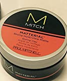 Paul Mitchell Matterial Strong Hold Ultra Matte Styling Clay 3 oz