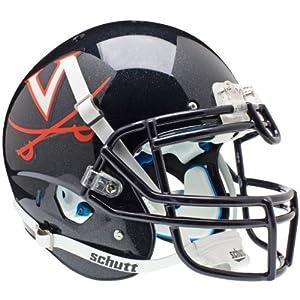 VIRGINIA CAVALIERS Schutt AiR XP Full-Size AUTHENTIC Football Helmet UVA by ON-FIELD
