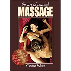 The Art of Sensual Massage DVD